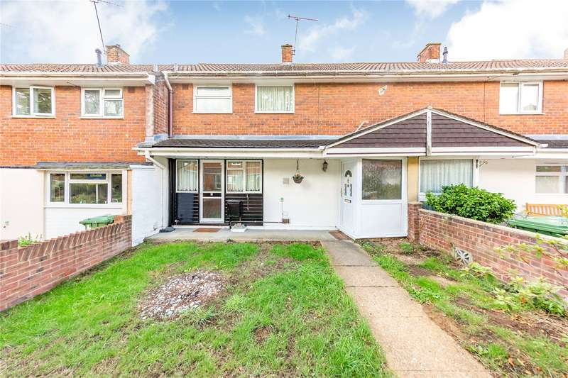 2 Bedrooms Terraced House for sale in Clayburn Side, Basildon, SS14