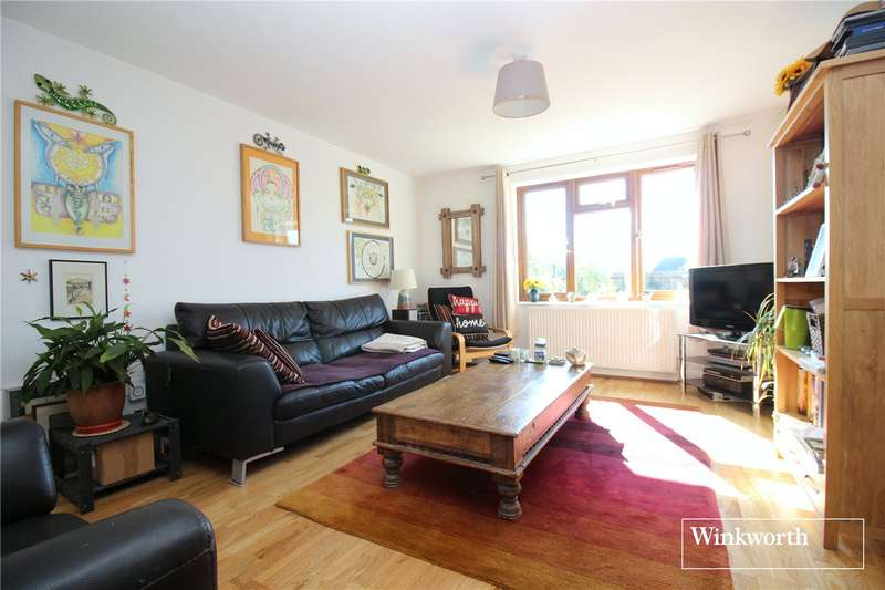 3 Bedrooms End Of Terrace House for sale in Hartforde Road, Borehamwood, WD6