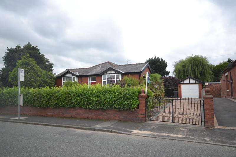 3 Bedrooms Detached Bungalow for sale in Ainsworth Road, Ainsworth, Bury