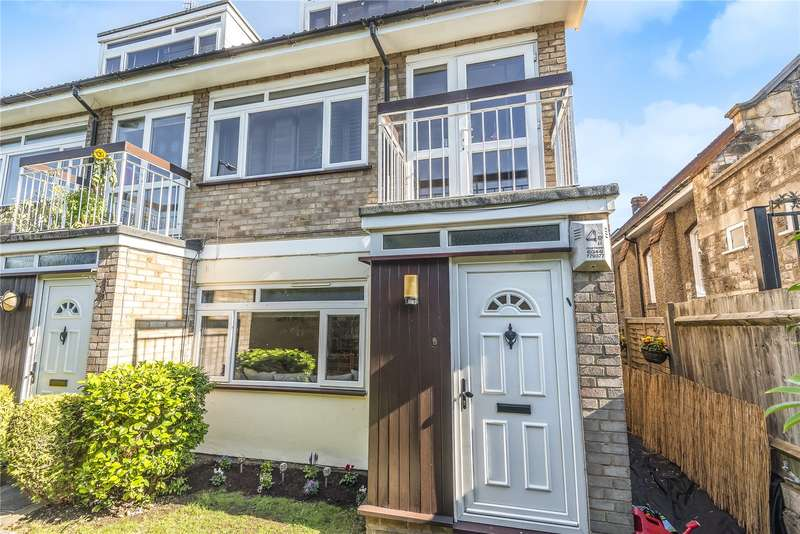 1 Bedroom Maisonette Flat for sale in High Road, Bushey Heath, Bushey, WD23