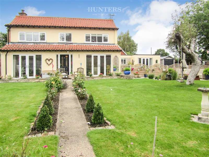 5 Bedrooms Detached House for sale in High Street, Willingham By Stow, Gainsborough, DN21 5JZ
