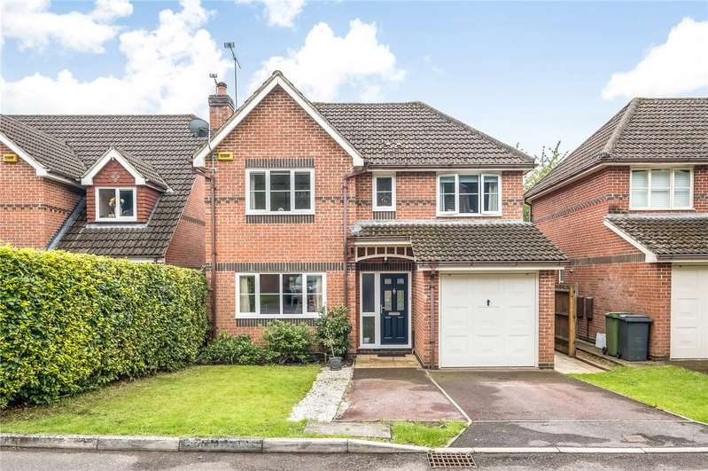 4 Bedrooms Detached House for sale in Richmond Park, Otterbourne, Winchester, Hampshire, SO21