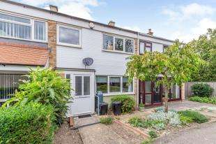 3 Bedrooms Terraced House for sale in Austin Close, Darland, Chatham, Kent