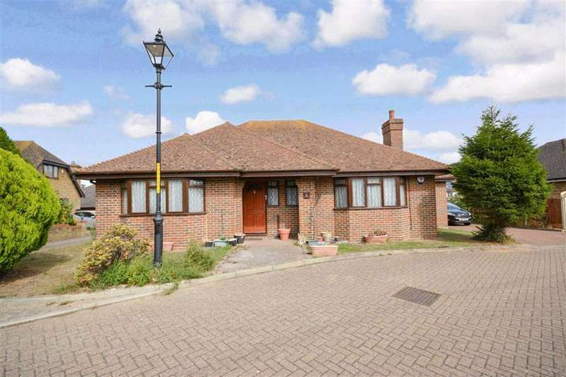 3 Bedrooms Detached Bungalow for sale in Offley Close, Margate, Kent