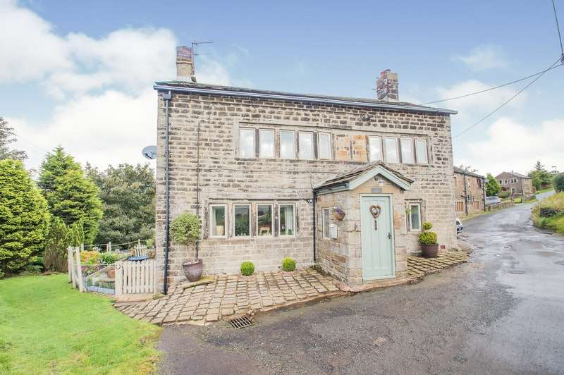 4 Bedrooms Detached House for sale in Ridge Lane, Oldham, Greater Manchester, OL3