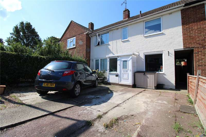 3 Bedrooms Terraced House for sale in Patrixbourne Avenue, Gillingham, Kent, ME8