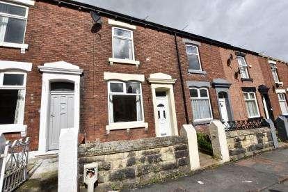 2 Bedrooms Terraced House for sale in Wensley Road, Wensley Fold, Blackburn, Lancashire