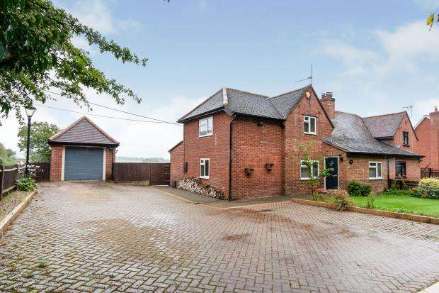3 Bedrooms Semi Detached House for sale in Sherborne St. John, Basingstoke, Hampshire