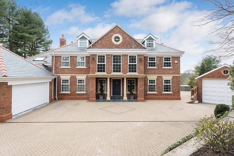 5 Bedrooms Detached House for rent in Heybridge Lane, Prestbury