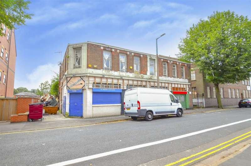 Land Commercial for sale in West Gate, Long Eaton