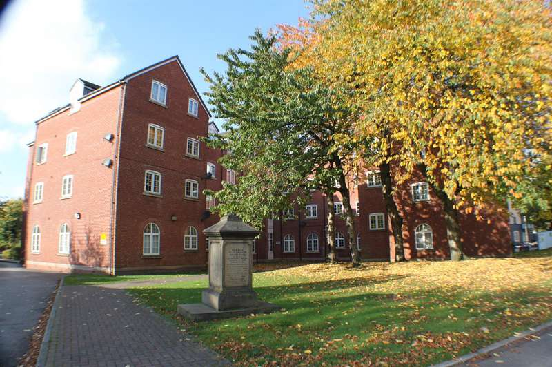 1 Bedroom Flat for sale in Maranatha Court, Eccles, Manchester