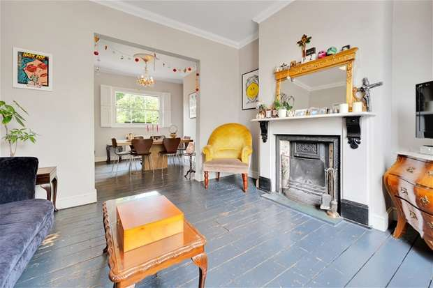 4 Bedrooms Semi Detached House for sale in Stannard Road, Dalston, E8
