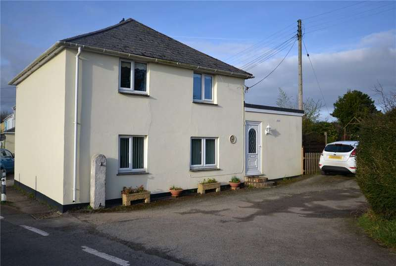 3 Bedrooms Detached House for sale in Newtown, Fowey, Cornwall, PL23