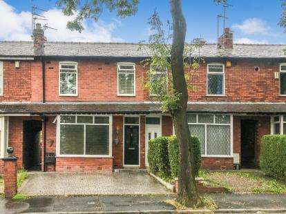 3 Bedrooms Terraced House for sale in Walshaw Road, Bury, Greater Manchester, BL8