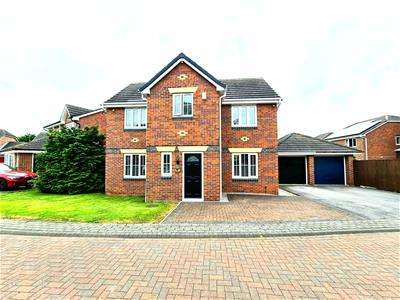 4 Bedrooms Detached House for sale in Parkland View, Cudworth, Barnsley