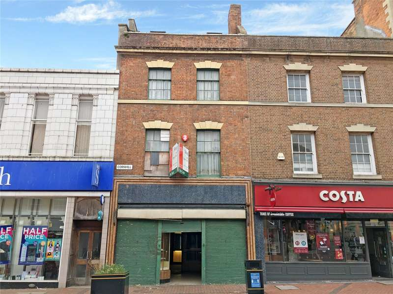 Shop Commercial for sale in Cornhill, Bridgwater, Somerset, TA6
