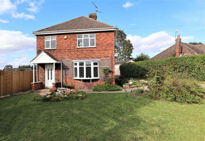 3 Bedrooms Detached House for sale in High Street, Reepham, Lincoln