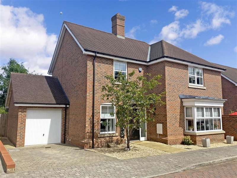 5 Bedrooms Detached House for sale in Atlas Close, , Kings Hill, West Malling, Kent