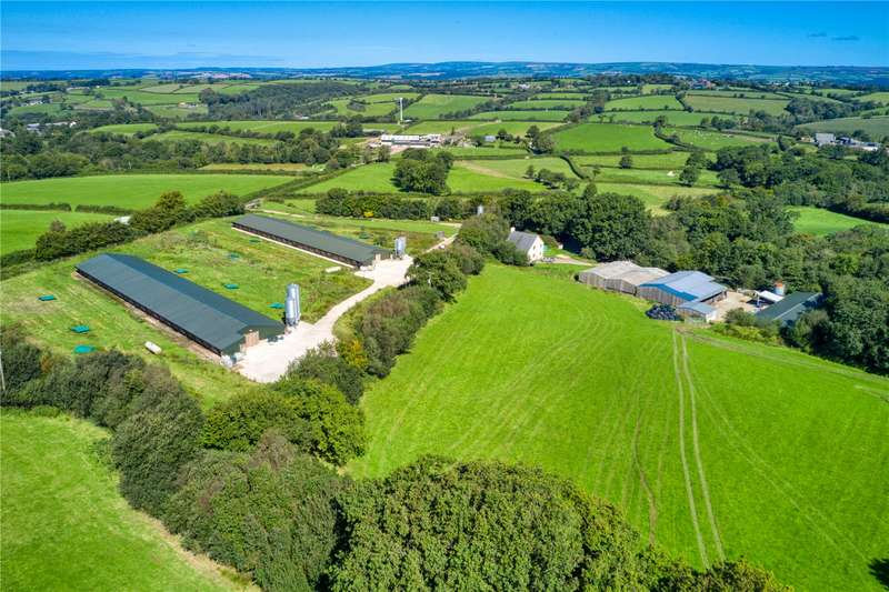 3 Bedrooms Farm Commercial for sale in Rose Ash, South Molton, Devon, EX36