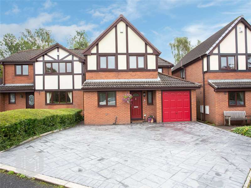 4 Bedrooms Detached House for sale in Longsight Lane, Harwood, Greater Manchester, BL2