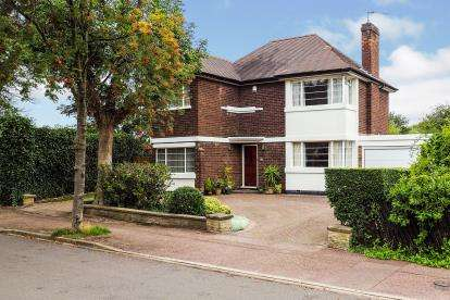 3 Bedrooms Detached House for sale in Adbolton Grove, West Bridgford, Nottingham, Nottinghamshire