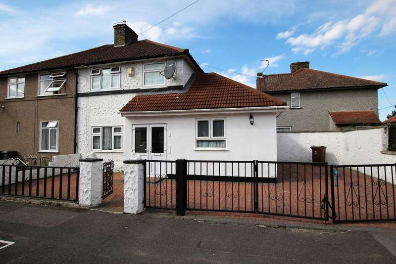 4 Bedrooms End Of Terrace House for sale in Urswick Road, Dagenham, Essex, RM9 6DU