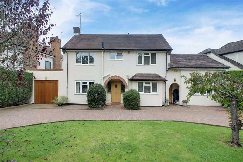 5 Bedrooms Detached House for sale in Kings Langley