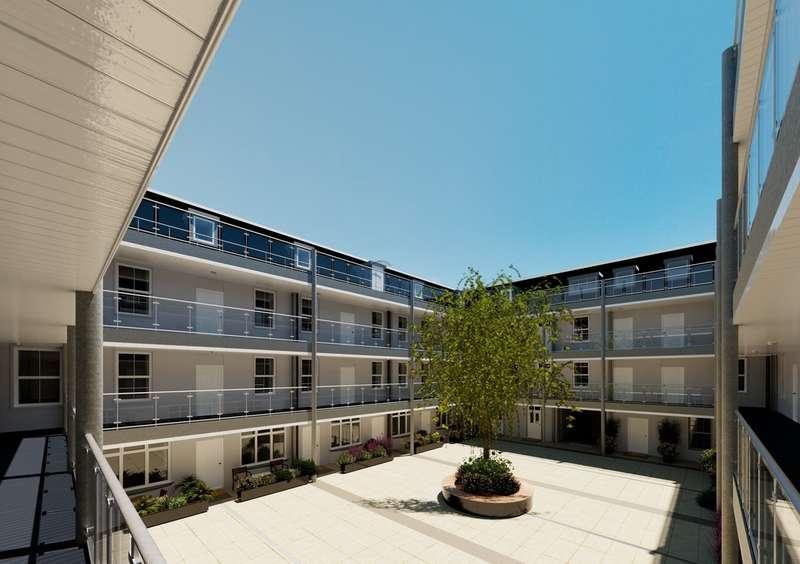 2 Bedrooms Flat for sale in Calverley House, Calverley Road, Tunbridge Wells, TN1 2TU