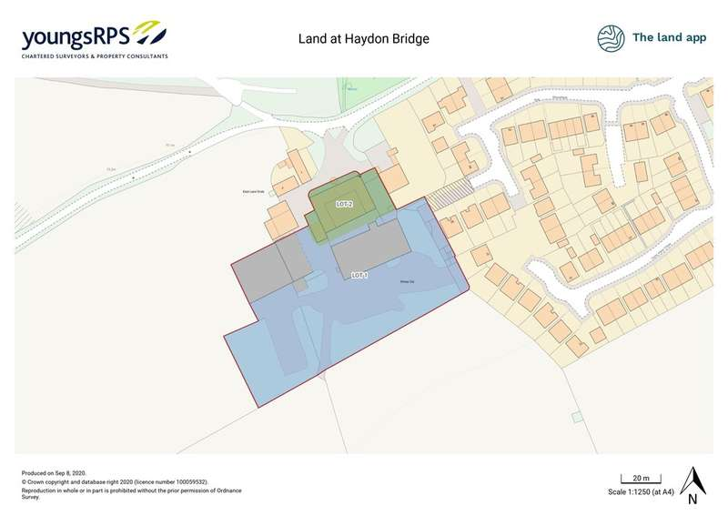 Land Commercial for sale in Haydon Bridge, Hexham