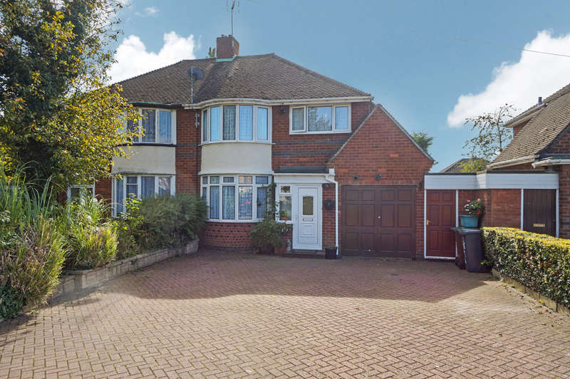 3 Bedrooms Semi Detached House for sale in Green Lane, Castle Bromwich