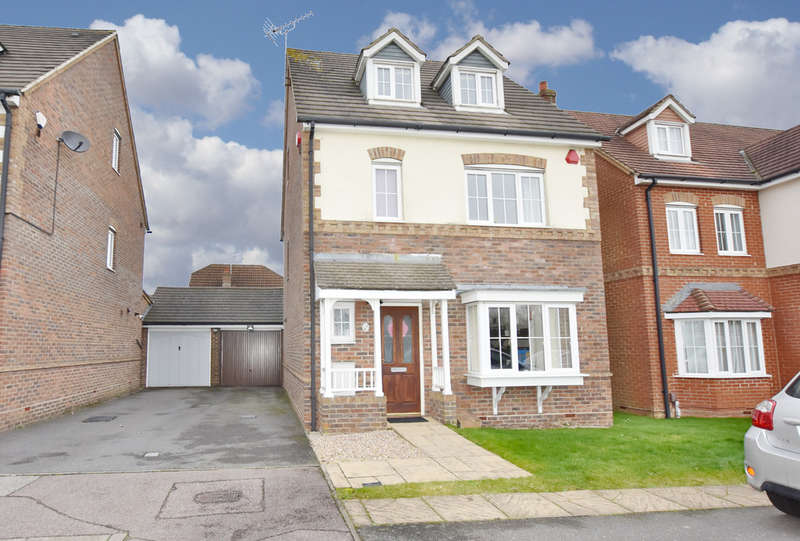 4 Bedrooms Detached House for sale in Halifax Close, Leavesden Watford