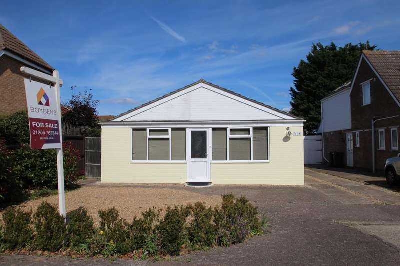 3 Bedrooms Bungalow for sale in THORRINGTON, COLCHESTER