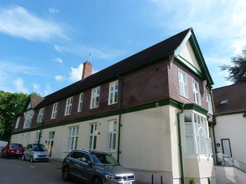 2 Bedrooms Apartment Flat for sale in Richard Creed Court, Hereford Road, Monmouth