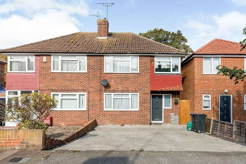 3 Bedrooms Semi Detached House for sale in Upper Dumpton Park Road, Ramsgate, CT11