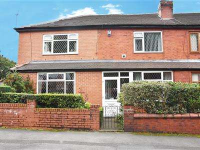 3 Bedrooms End Of Terrace House for sale in Incline Road, Oldham