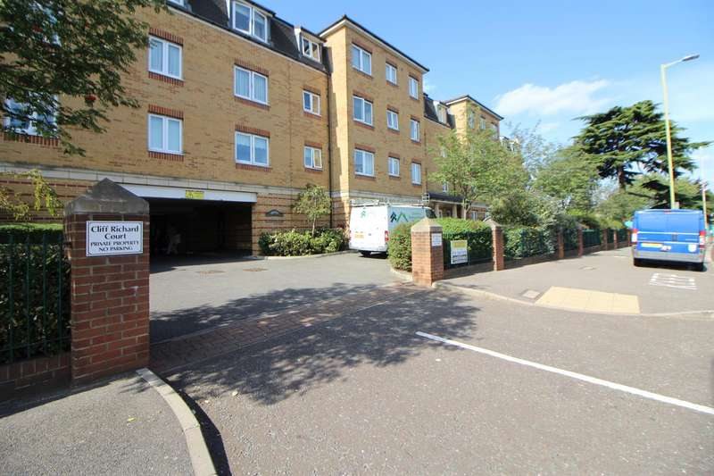 1 Bedroom Flat for sale in Cliff Richard Court, High Street, Cheshunt, Waltham Cross