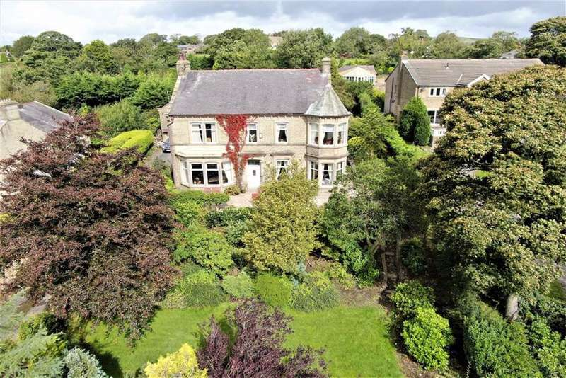 5 Bedrooms Detached House for sale in Keighley Road, Colne, Lancashire, BB8