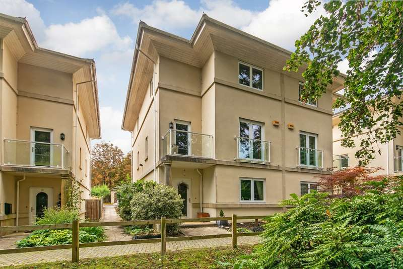 4 Bedrooms Semi Detached House for sale in Holly Meadows, Winchester, SO22