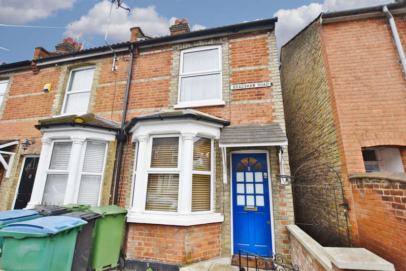 2 Bedrooms Terraced House for sale in Bradshaw Road, Watford