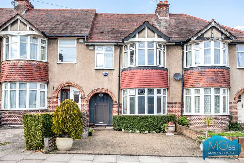3 Bedrooms Terraced House for sale in Uplands Road, East Barnet, Barnet, EN4
