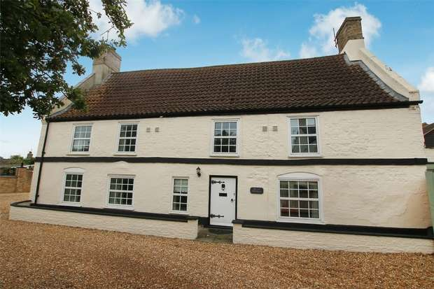 3 Bedrooms Detached House for sale in Fincham