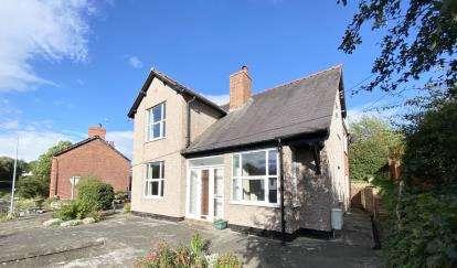 House for sale in Corwen Road, Pontybodkin, Mold, Flintshire, CH7