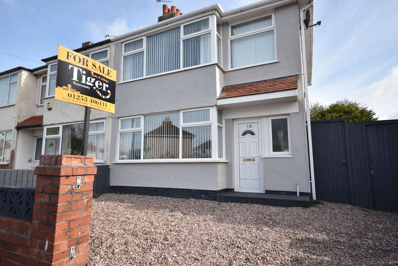 3 Bedrooms End Of Terrace House for sale in Brentwood Avenue, Thornton-Cleveleys