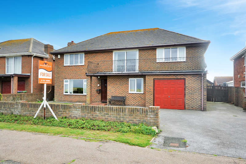 4 Bedrooms Detached House for sale in Coast Drive, Lydd On Sea