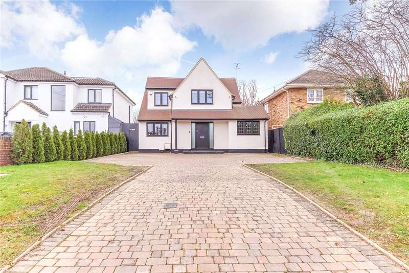 4 Bedrooms Detached House for sale in Coldharbour Lane, Bushey, Hertfordshire, WD23