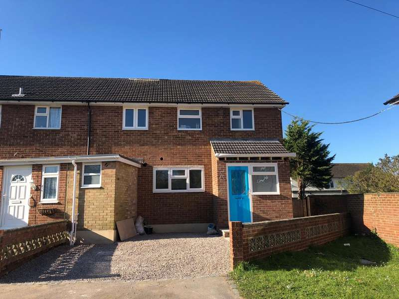 3 Bedrooms End Of Terrace House for sale in Wallace Road, Southampton, Hampshire, SO19
