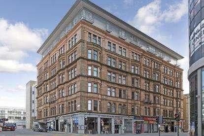 2 Bedrooms Flat for sale in Renfield Street, Glasgow, Lanarkshire