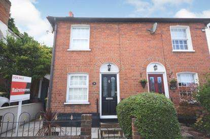 2 Bedrooms Semi Detached House for sale in Rayleigh, Essex, .