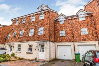 5 Bedrooms Terraced House for sale in Regents Park, Southampton, Hampshire