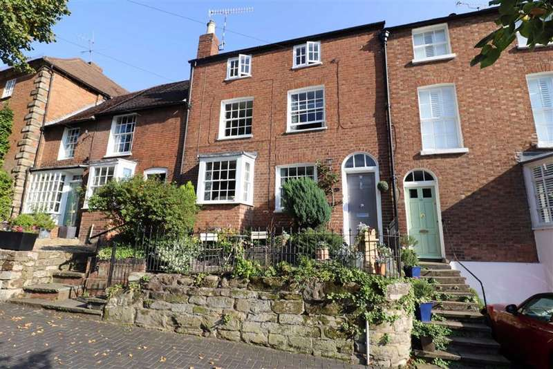 4 Bedrooms Town House for sale in West Street, Warwick, CV34